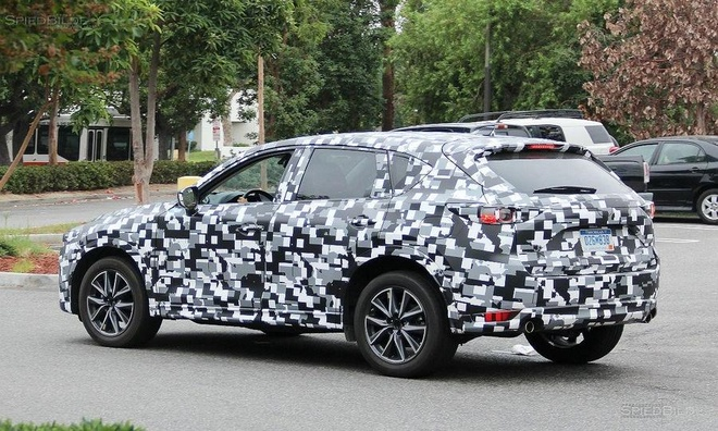 Hinh anh Mazda CX-5 2018 duoc he lo hinh anh 4