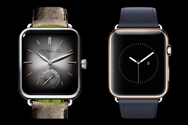 Dong ho giong Apple Watch gia hon 500 trieu ve VN hinh anh 1