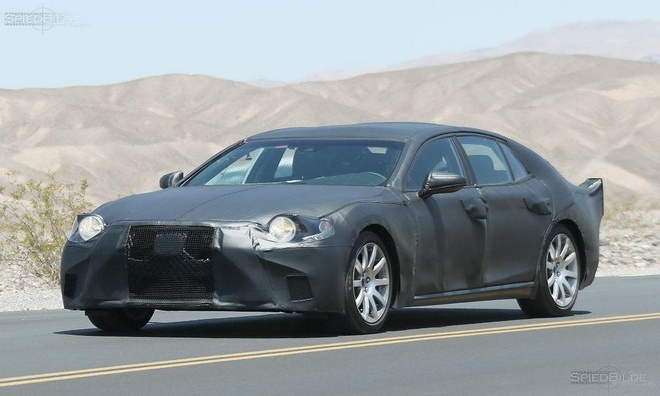 Lexus LS 2018 lo anh chay thu hinh anh 2