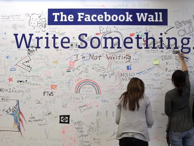 Facebook - nha giau keo kiet hinh anh