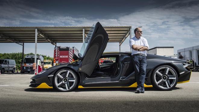 Can canh sieu xe Lamborghini Centenario 760 ma luc hinh anh 3