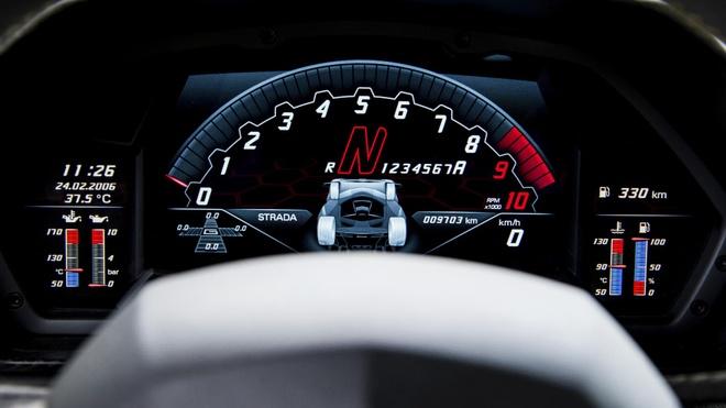 Can canh sieu xe Lamborghini Centenario 760 ma luc hinh anh 4