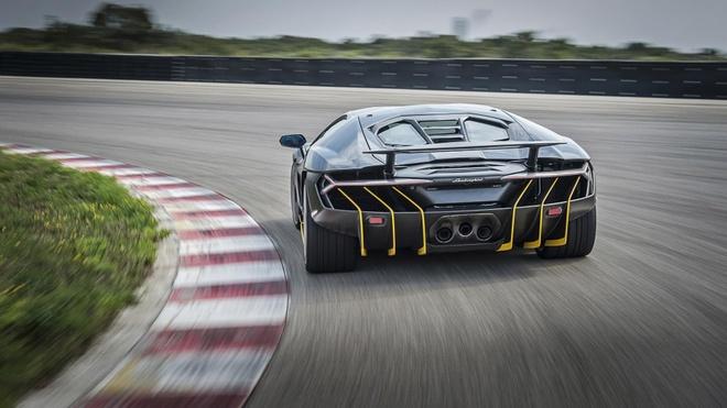 Can canh sieu xe Lamborghini Centenario 760 ma luc hinh anh 8