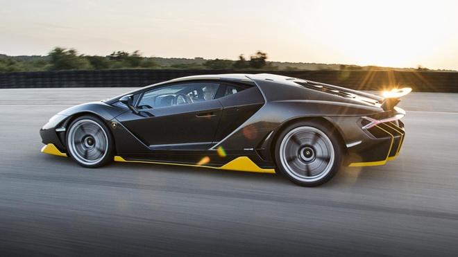 Can canh sieu xe Lamborghini Centenario 760 ma luc hinh anh 9