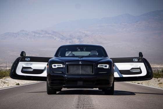 13 dieu chua biet ve Rolls-Royce Wraith Black Badge 2017 hinh anh
