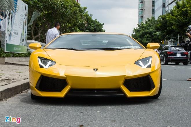 Dan Lamborghini offline tai Sai Gon hinh anh 4