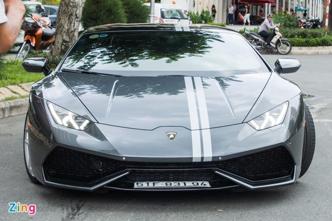 Dan Lamborghini offline tai Sai Gon hinh anh 5