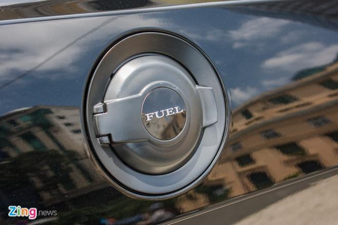 Dodge Challenger SRT-8 Hellcat tai xuat tai Sai Gon hinh anh 12
