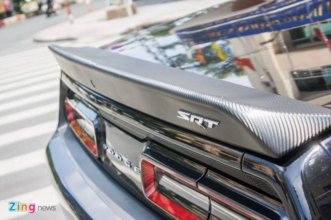 Dodge Challenger SRT-8 Hellcat tai xuat tai Sai Gon hinh anh 9