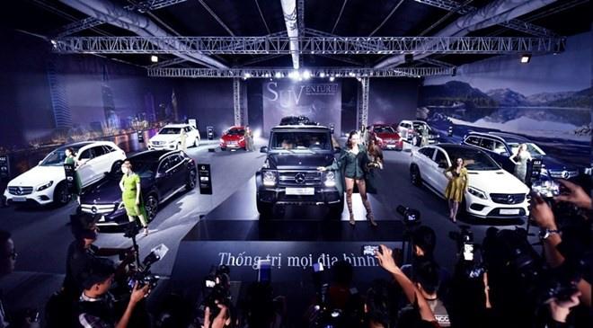 Mercedes-Benz se khong bo VAMA hinh anh 1