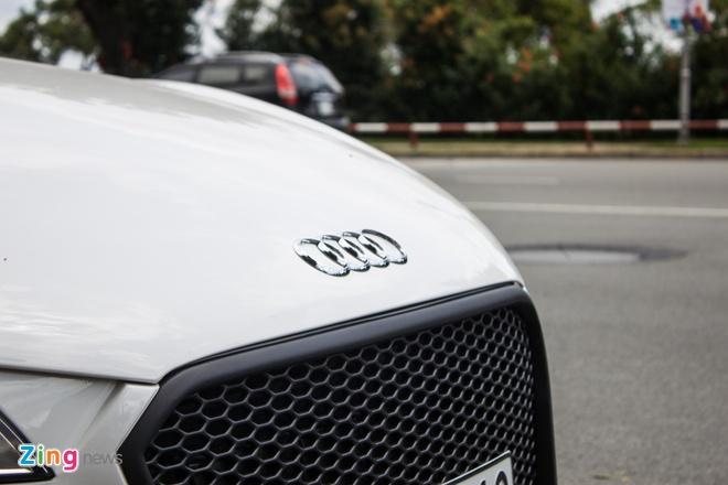 Audi R8 do o Sai Gon anh 13