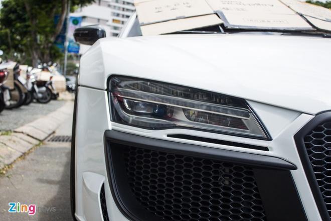 Audi R8 do o Sai Gon anh 6