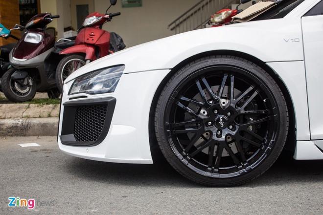 Audi R8 do o Sai Gon anh 9