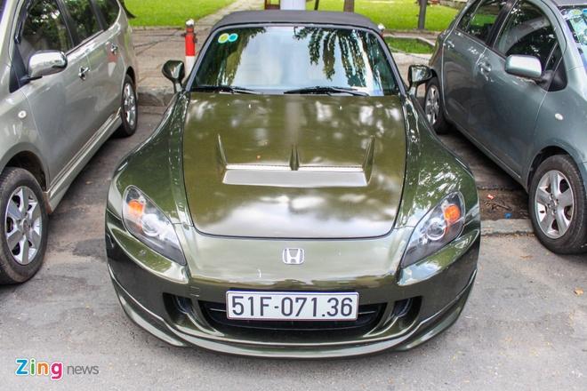 Honda S2000 tai Sai Gon anh 1