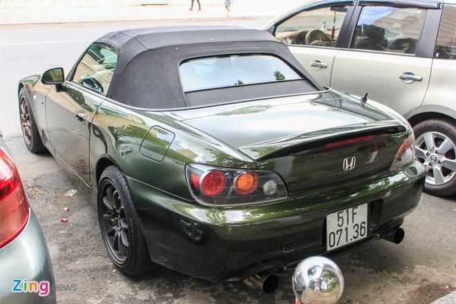 Honda S2000 tai Sai Gon anh 3