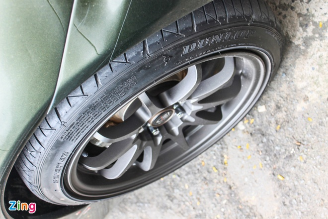 Honda S2000 tai Sai Gon anh 6