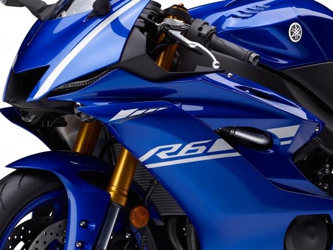 Yamaha R6 ra mat anh 12