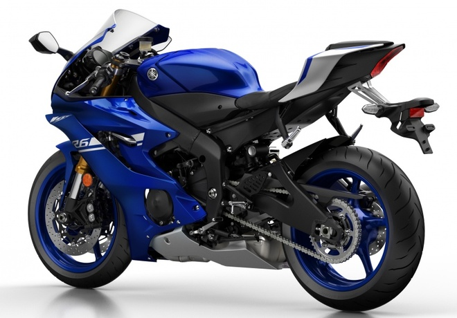 Yamaha R6 ra mat anh 2