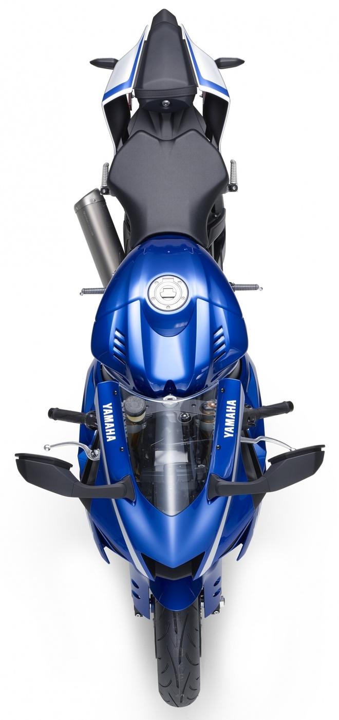 Yamaha R6 ra mat anh 5