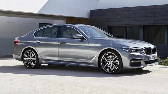 BMW 5-Series 2017 ra mat anh 10