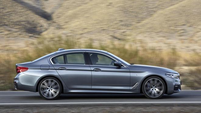 BMW 5-Series 2017 ra mat anh 2