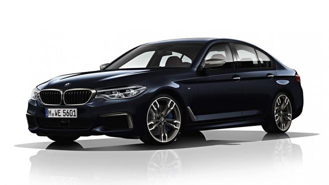 BMW 5-Series 2017 ra mat anh 3