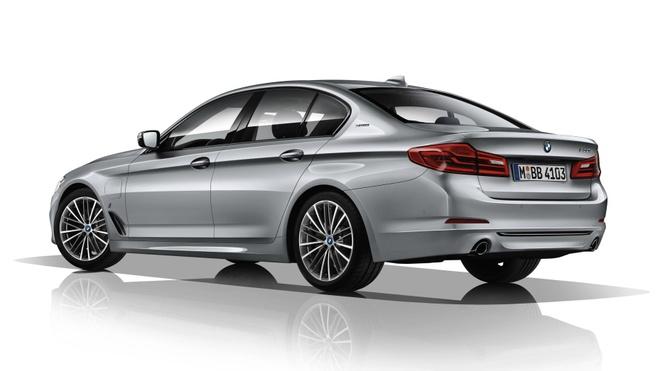 BMW 5-Series 2017 ra mat anh 4