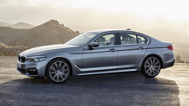 BMW 5-Series 2017 ra mat anh 7
