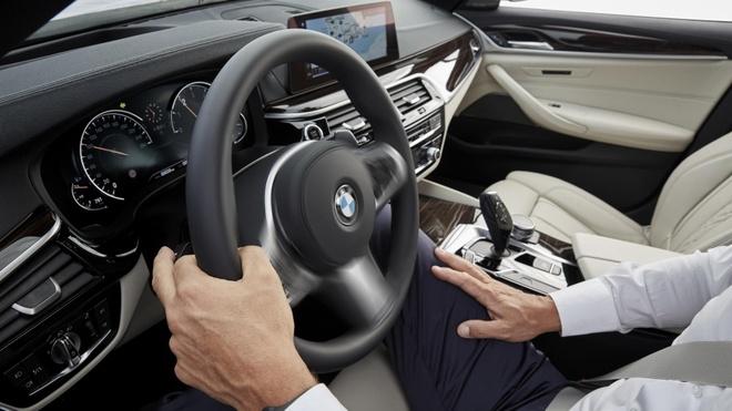 BMW 5-Series 2017 ra mat anh 8
