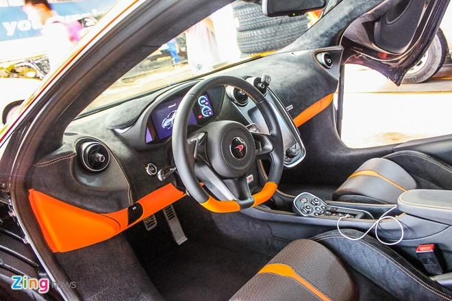 Sieu xe McLaren 570S mau cam nam tien hinh anh 10