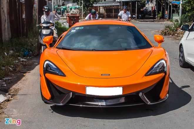 Sieu xe McLaren 570S mau cam nam tien hinh anh 3