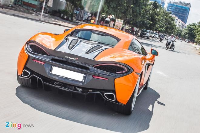 Sieu xe McLaren 570S mau cam nam tien hinh anh 4