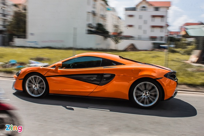 Sieu xe McLaren 570S mau cam nam tien hinh anh 5