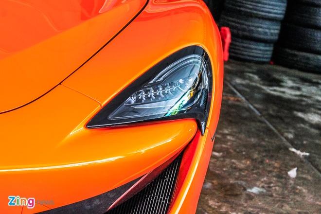 Sieu xe McLaren 570S mau cam nam tien hinh anh 6