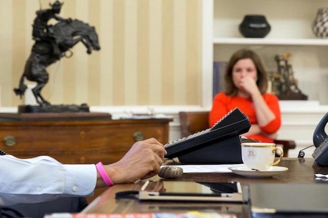 Obama - vi tong thong cong nghe dich thuc hinh anh 4