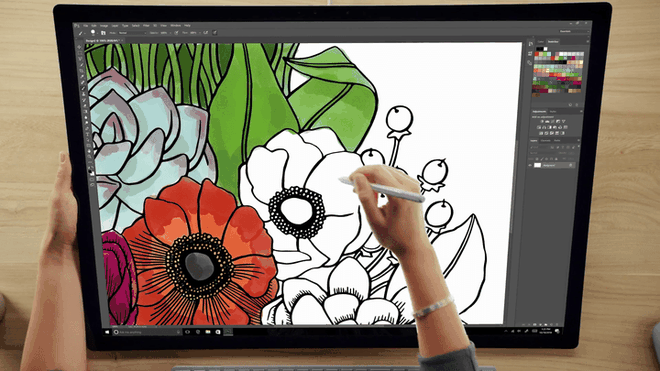 Bi an dang sau thiet ke Surface Studio dinh dam hinh anh 5