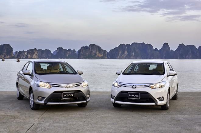 Toyota Vios - vua sedan co nho tai Viet Nam hinh anh
