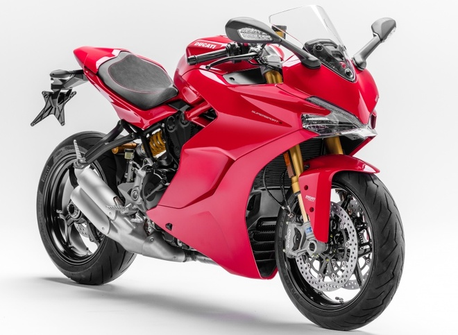Ducati Supersport anh 1