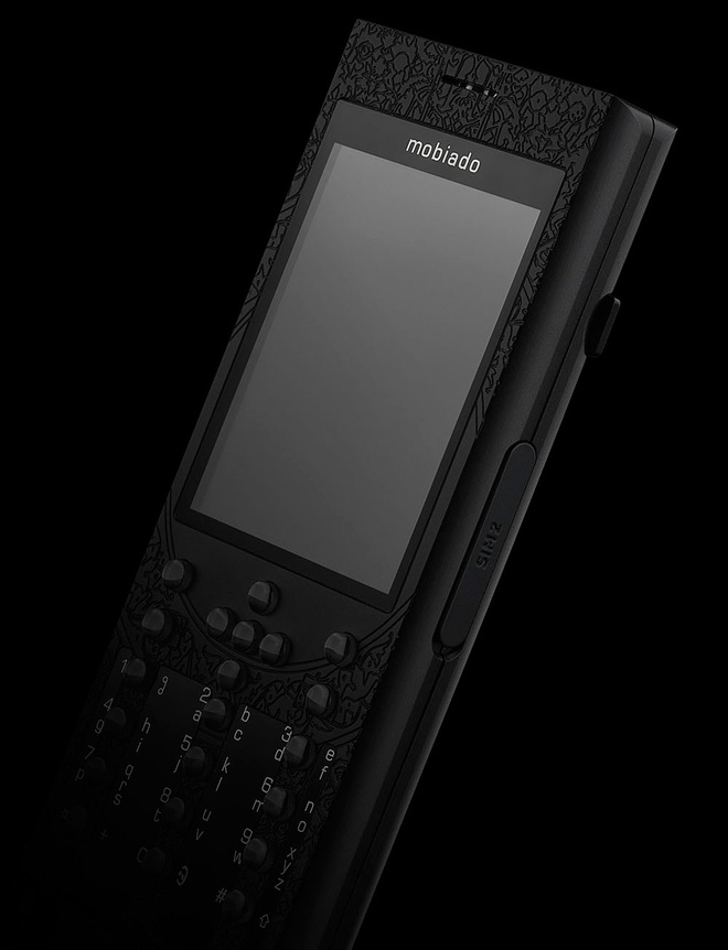 Mobiado Professional 3 AF Great Empires: Russia - Black anh 3