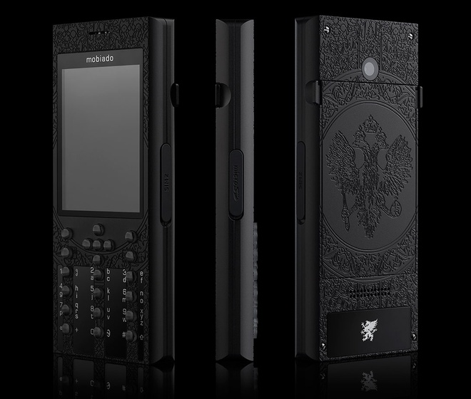 Mobiado Professional 3 AF Great Empires: Russia - Black anh 1