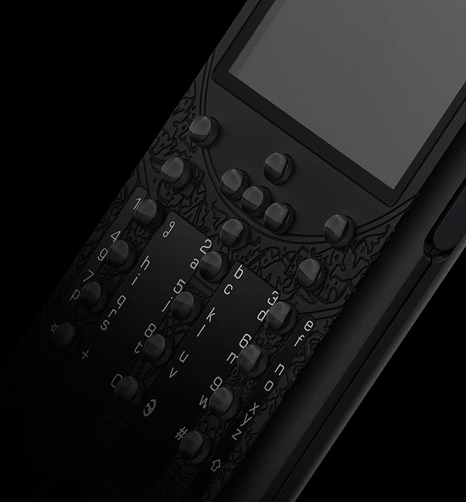 Mobiado Professional 3 AF Great Empires: Russia - Black anh 9