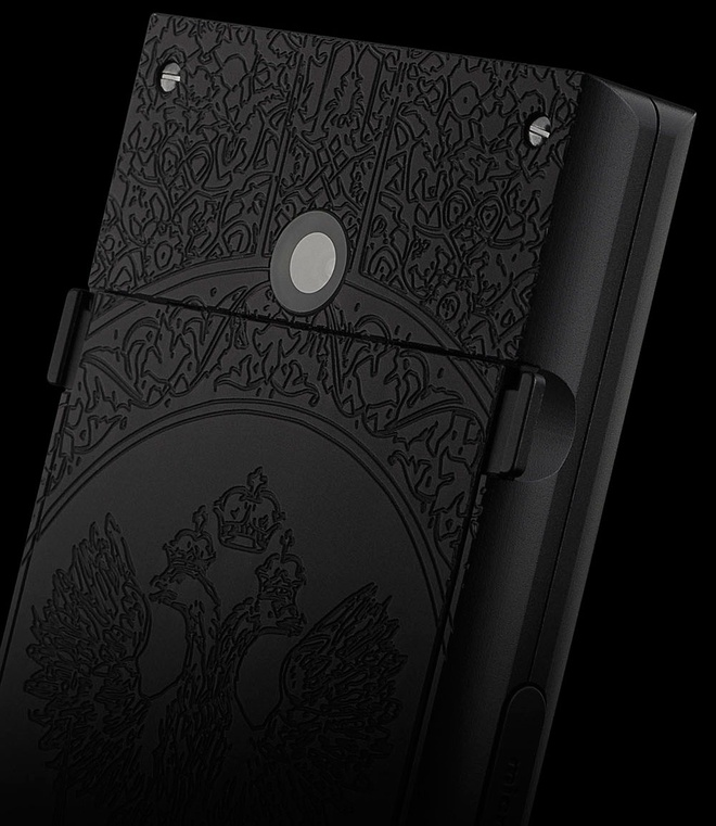 Mobiado Professional 3 AF Great Empires: Russia - Black anh 7