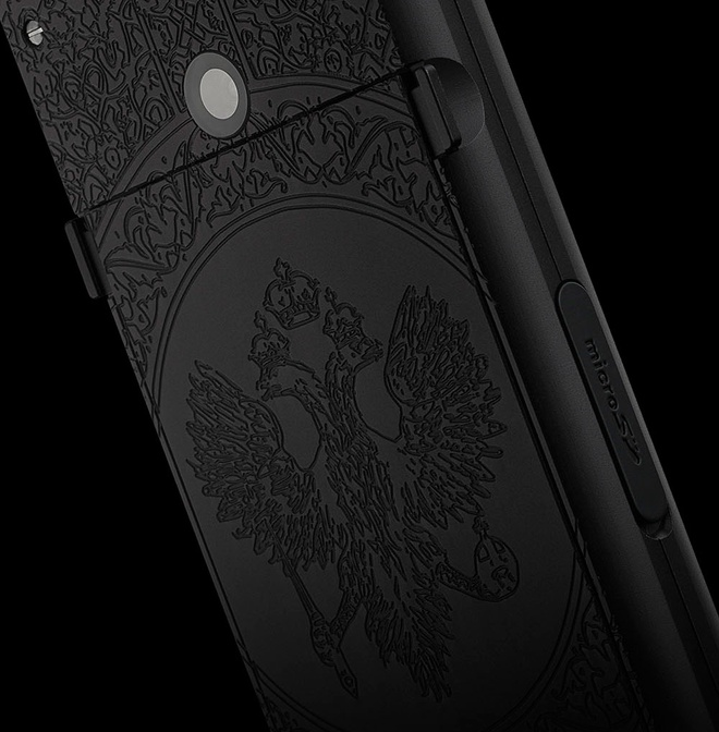 Mobiado Professional 3 AF Great Empires: Russia - Black anh 4
