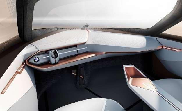 Xe tu lai BMW se ra mat vao nam 2021 hinh anh 2