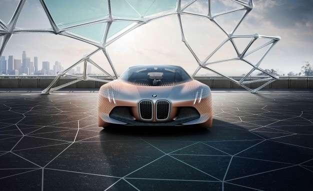Xe tu lai BMW se ra mat vao nam 2021 hinh anh 3