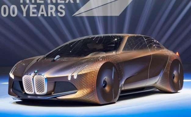 Xe tu lai BMW se ra mat vao nam 2021 hinh anh