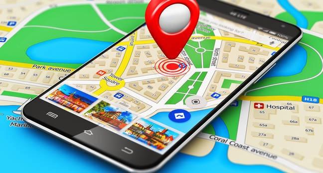 Nhung bi mat cua ban do Google Maps hinh anh