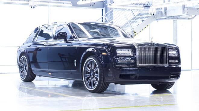 Rolls-Royce Phantom thay doi nhu the nao qua 7 the he hinh anh