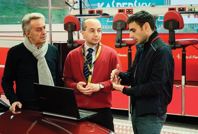 Ai quyet dinh su ngo nguoc cua sieu xe Ferrari? hinh anh 2