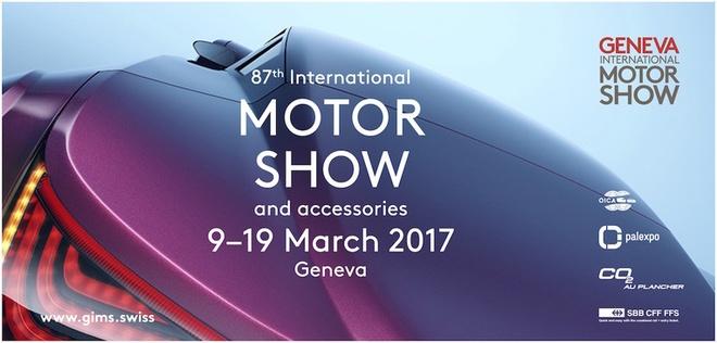 Geneva Motor Show 2017 anh 1